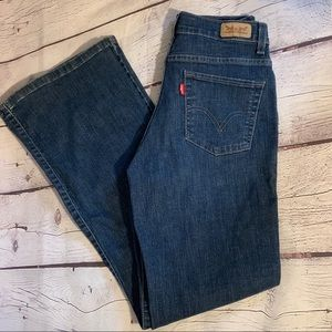 Red Tag Perfectly Slimming 512 Bootcut LEVI'S